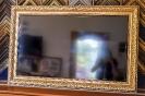 Оформление телевизора в багет.